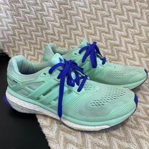 Adidas Energy Boost Running Athletic Shoe 8.5